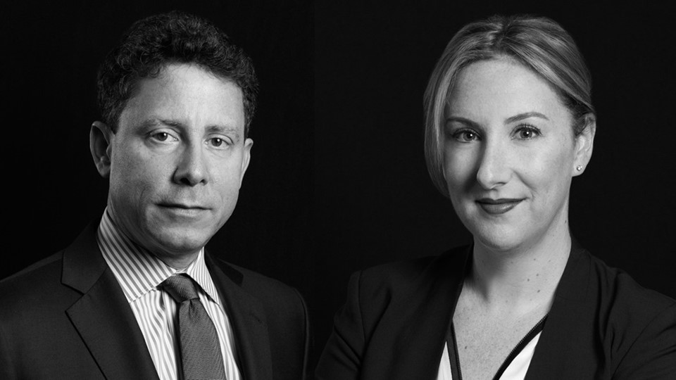 Mark W. Lerner and Jessica Taub Rosenberg Speak at General Counsel Conference 2019